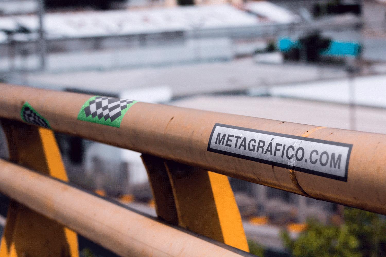 Stickers en Puente
